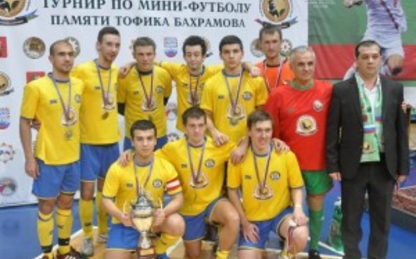 Moskvada Tofiq Bəhramovun xatirəsinə həsr olunmuş mini-futbol turniri keçiriləcək