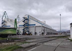 Batumidə Azərbaycanın tərəfdaş olduğu yeni terminal istifadəyə verilib