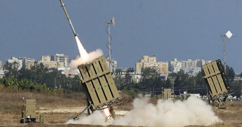 Qəzzadan İsrailə 3 700 raket atılıb
