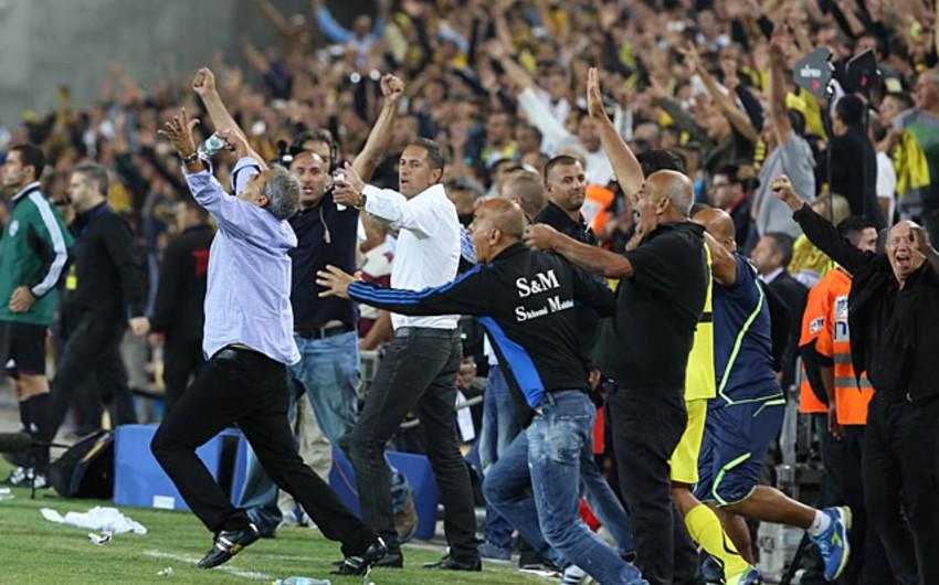 İsraildə futbol oyunu zamanı qarşıdurma yaratmış 28 azarkeş saxlanılıb