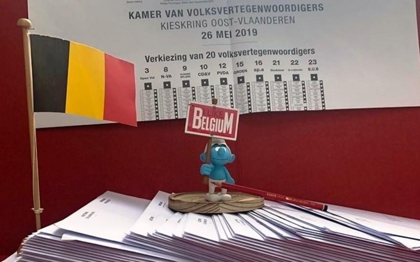 Belgian Embassy in Azerbaijan opens polling station