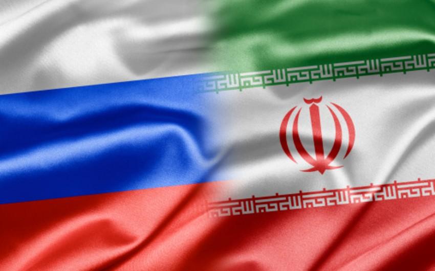 Rusiya və İran milli valyutada qarşılıqlı hesablaşmanı həyata keçirmək niyyətindədir