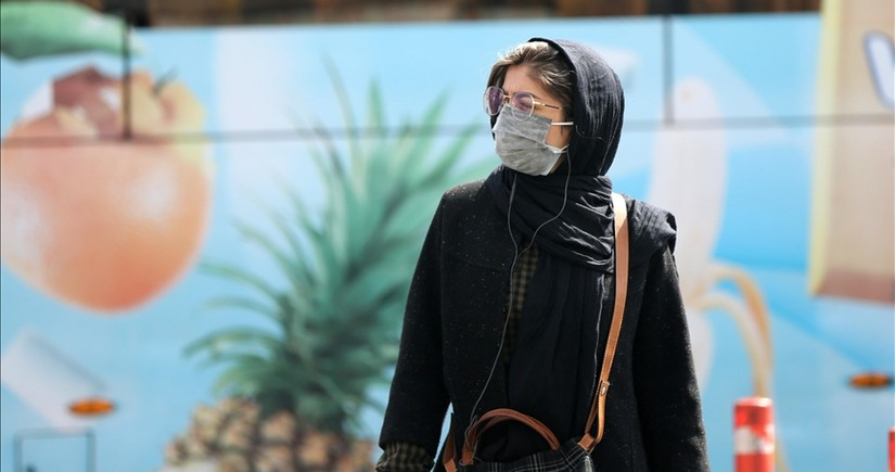 Iran's COVID death toll hits 88,800