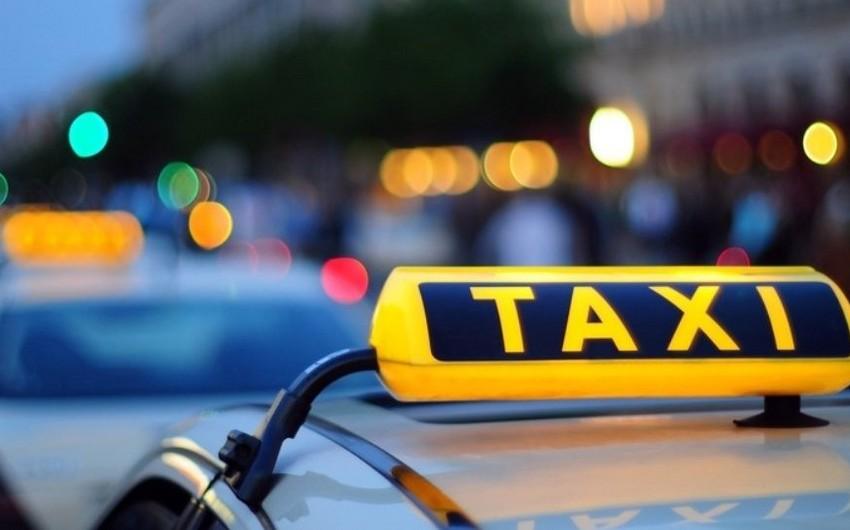 Bakıda daha bir ərazidə taksi duracaq yerləri müəyyən edilib