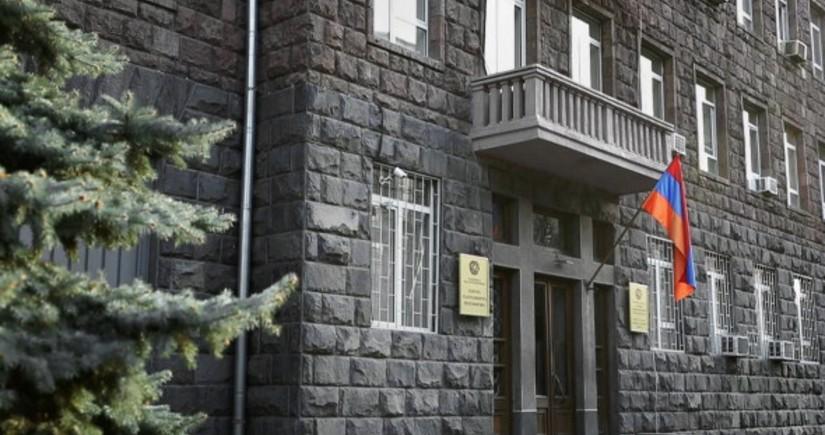 В Армении задержан экс-глава управления авиации ВС
