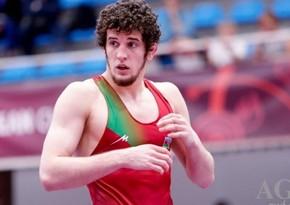 Təsnifat turniri: Güləşçimiz bürünc medal qazandı