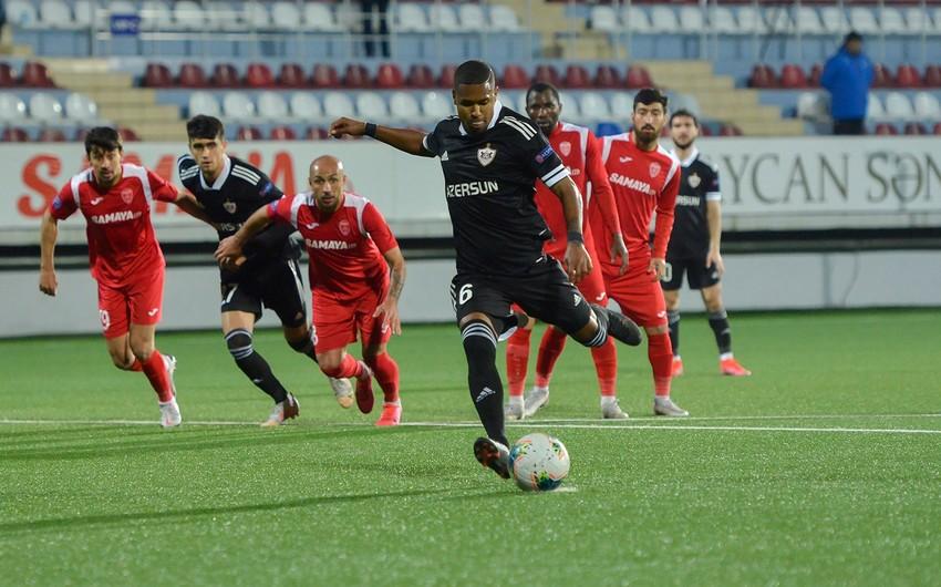 Baş hakim Keşlə - Qarabağ matçındakı penaltidən danışdı