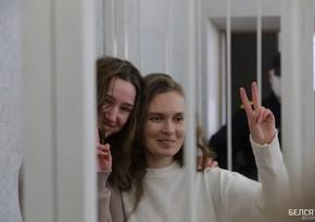 Belarusda iki qadın jurnalist azadlıqdan məhrum edilib