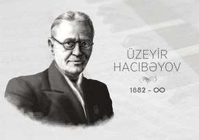 BMTM-də Üzeyir Hacıbəylinin doğum günü qeyd olunub