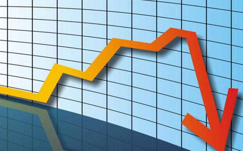 Turkey's international reserves fell by $ 1.2 bln
