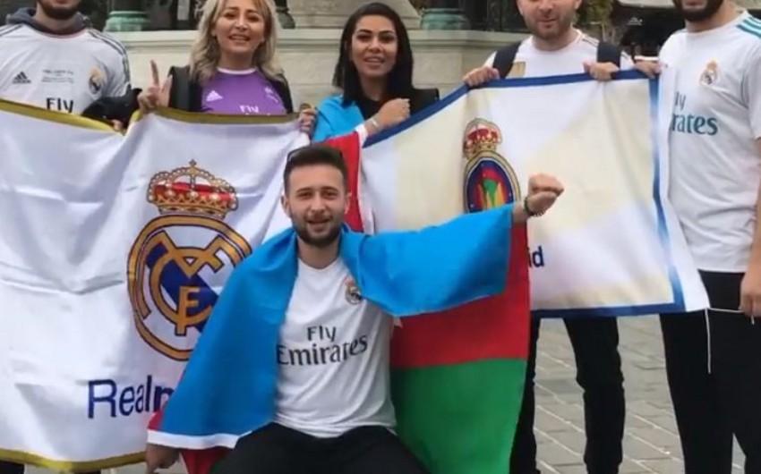 Real Madridin rəsmi səhifəsi azərbaycanlı azarkeşlərin videosunu paylaşıb - VİDEO