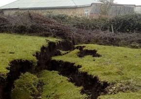 В Шамкире произошел обвал почвы, есть раненые - ОБНОВЛЕНО