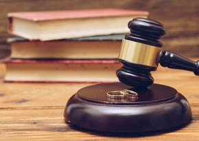Bu il Azərbaycanda 29 580 nikah, 12 347 boşanma qeydə alınıb