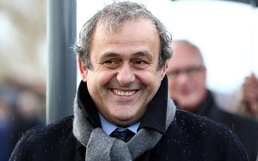 Mişel Platini UEFA prezidenti vəzifəsində daha 4 il qalacaq