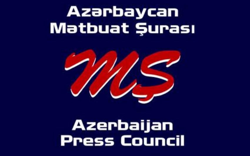 Jurnalistlərin mükafatlandırılması üçün Mətbuat Şurasına daxil olan müraciətlərin sayı açıqlanıb
