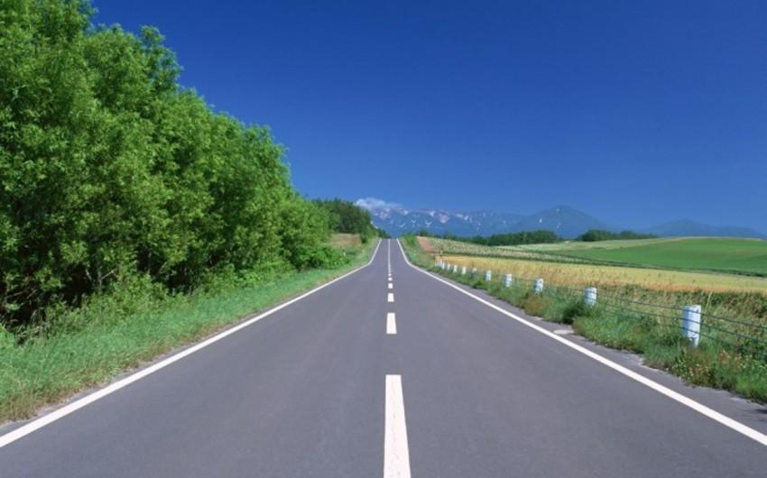Bakıda yeni avtomobil yolu çəkilir