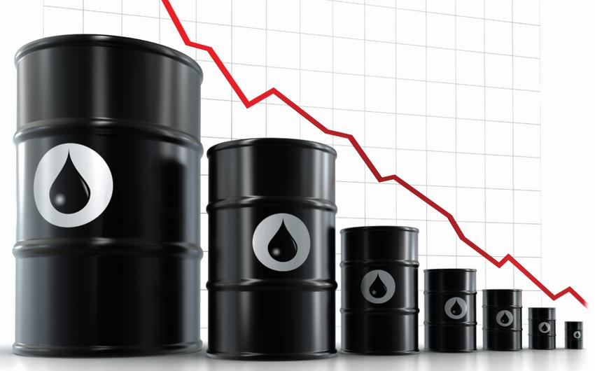 Азербайджанская нефть подешевела на 3%