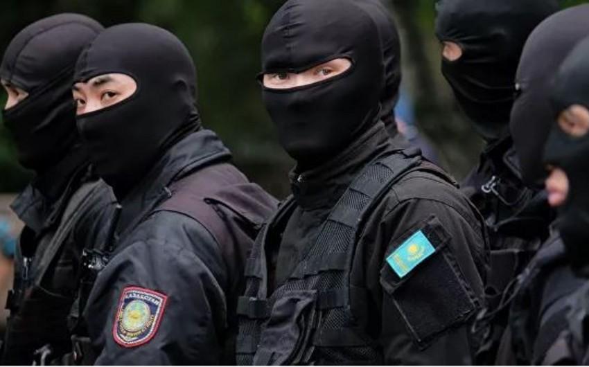 Qazaxıstanda terror aktının qarşısı alındı