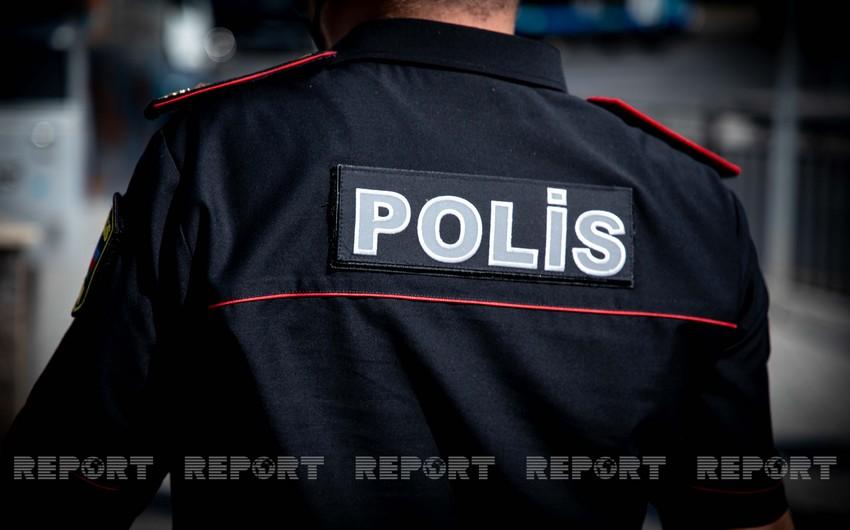 Göyçayda polis serjantına zor tətbiq edilib, cinayət işi başlanılıb