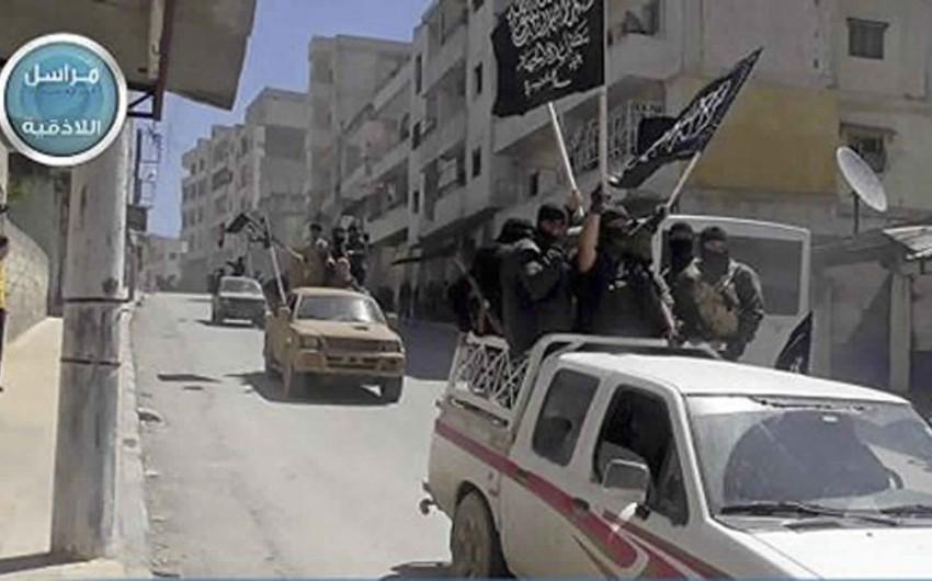 Suriyada terrorçuların NATO silahları ilə dolu anbarları tapılıb