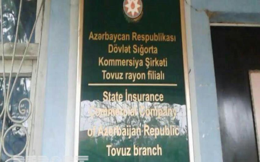 Tovuzda Azərsığorta şirkətinin filial müdiri qətlə yetirilib, müavini xəsarət alıb - YENİLƏNİB-2
