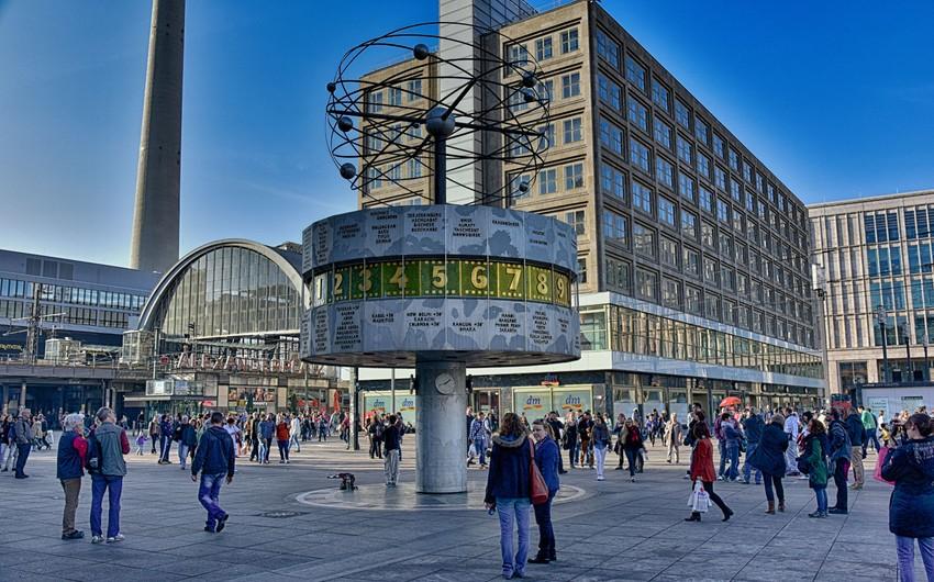 Берлин возглавил рейтинг самых опасных городов Германии