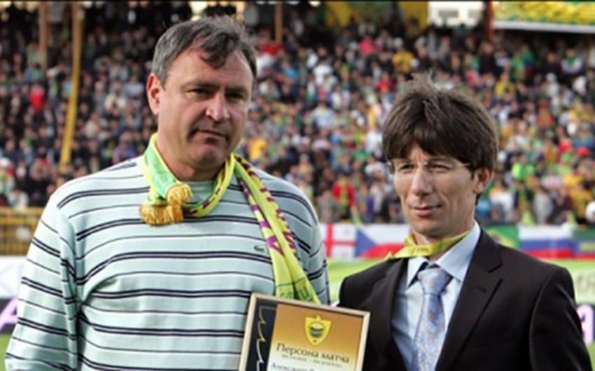 Aleksandr Jidkov: İsveçrə ilə oyunda qapımıza təyin olunan penalti bizi qorxutmuşdu - MÜSAHİBƏ