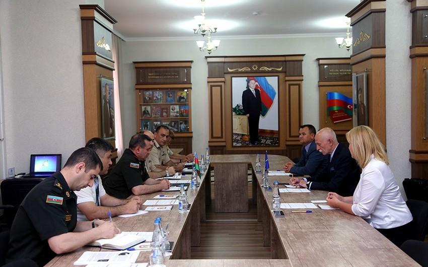 Bakıda NATO-nun təhsil üzrə ekspertləri ilə işçi görüş başlayıb
