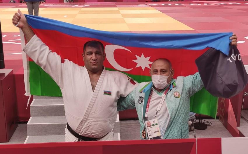 Tokio-2020: İlham Zəkiyev Azərbaycana 12-ci medalı qazandırıb