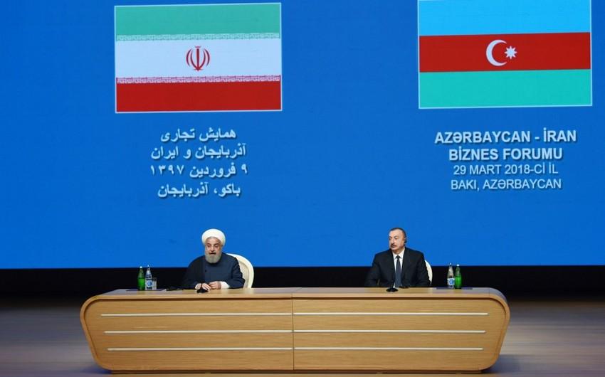 İran prezidenti: İslamda təhdid, terror, zorakılıq yoxdur