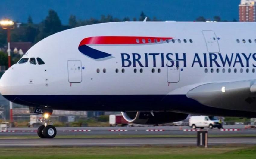 """""""British Airways"""" 36 min işçisini ixtisara sala bilər"""