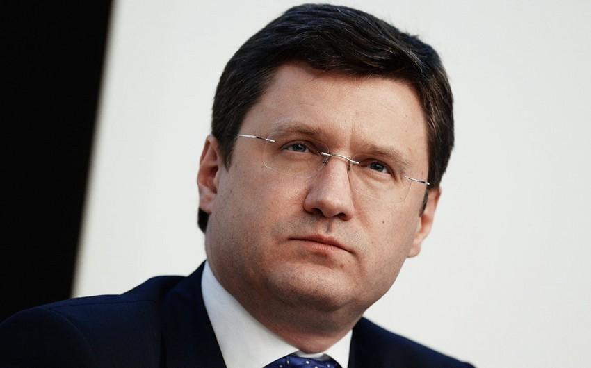 Переговоры по дальнейшим шагам об ограничении добычи лучше начать в мае - Александр Новак