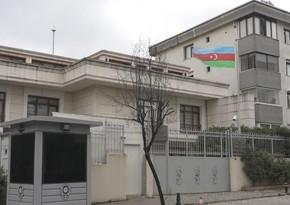 Azerbaijani embassy condemns terrorist attack in Turkey