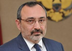 В Армении уволен еще один чиновник
