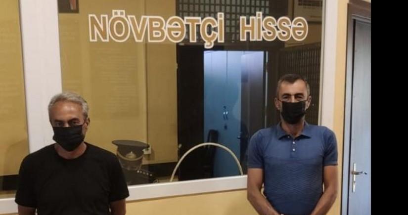 Задержаны братья, пытавшиеся незаконно проникнуть в Кельбаджар