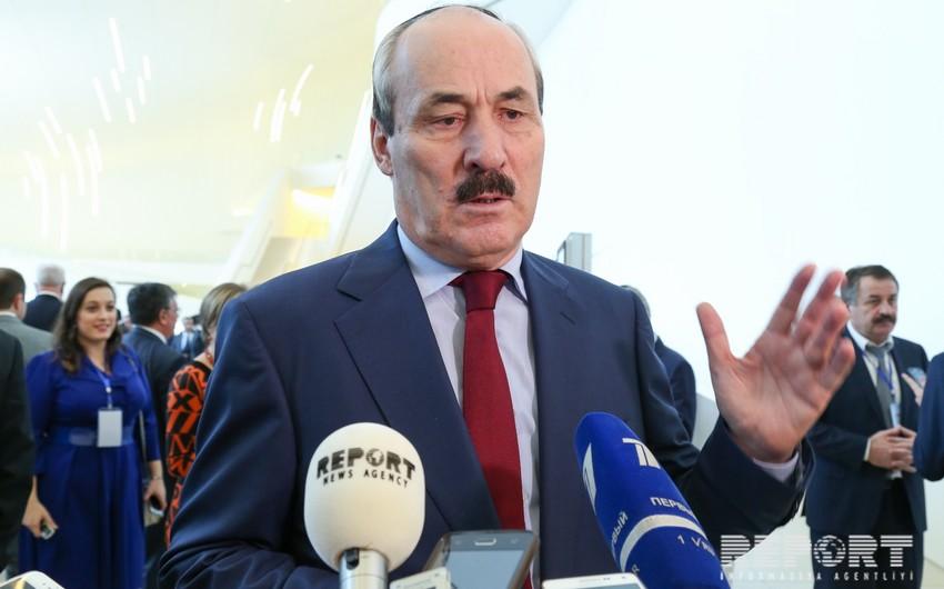 Глава Дагестана: Мы 25 лет не можем поделить дно моря, скоро здесь могут появиться третьи страны