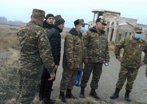 Ermənistan vətəndaşı Sədərək rayonu istiqamətində ölkəsinə təhvil verildi