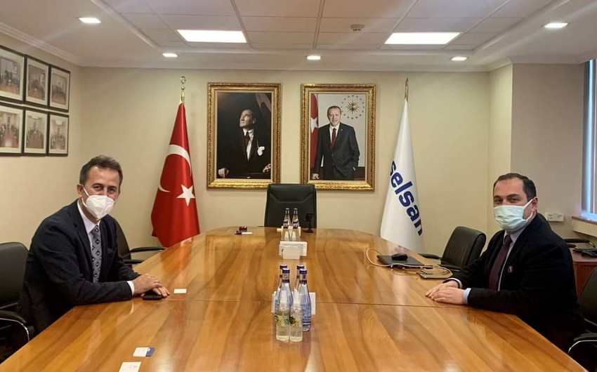 Gürcüstan Türkiyənin iri müdafiə sənayesi şirkəti ilə əməkdaşlığı dərinləşdirəcək