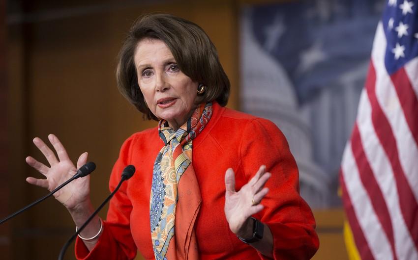 Nensi Pelosi yenidən Konqresin Nümayəndələr Palatasının spikeri seçildi