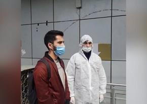 Bakıda koronavirus xəstəsinə cinayət işi başlanıldı