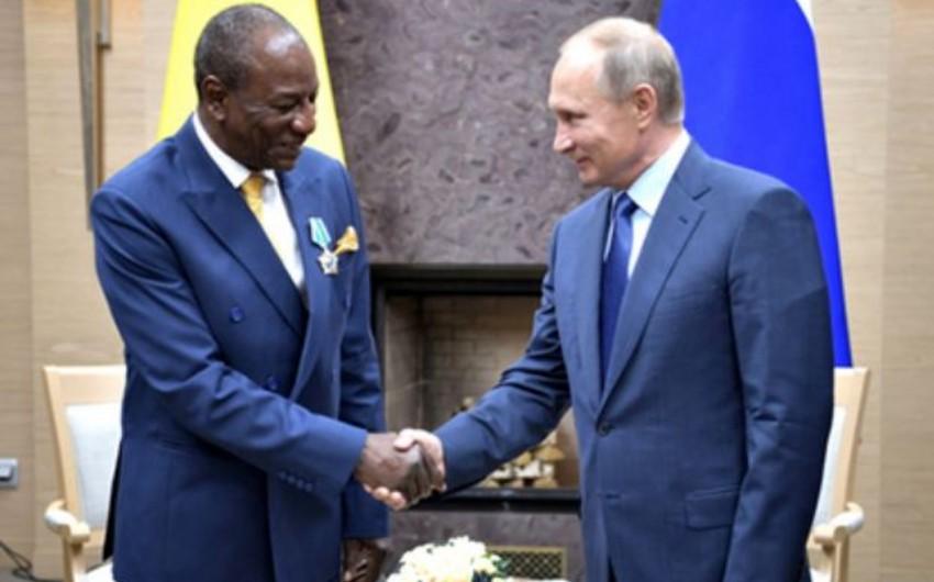 Rusiya Afrika ölkələrinə 20 milyard dollardan çox vəsait bağışlayıb