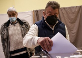 Exit poll: В Болгарии правящая партия побеждает на парламентских выборах