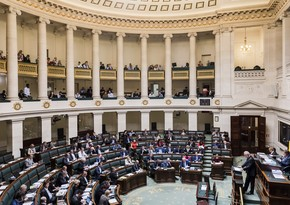 Azerbaijani community appeals to Belgian Parliament