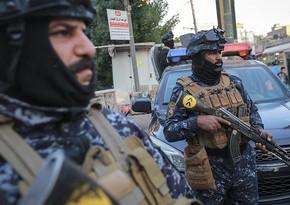İraqda bayram günlərində terror aktı planlaşdıran ekstremist həbs edildi