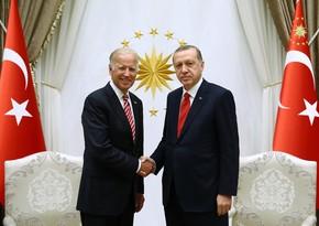 Erdogan, Biden to discuss Karabakh issue