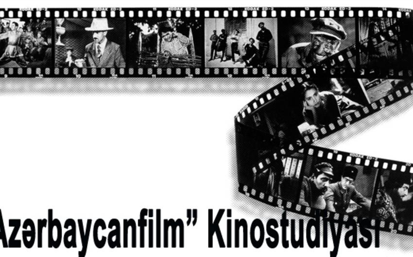 Azərbaycanfilm Kinostudiyasının direktoru mətbuat konfransı keçirib