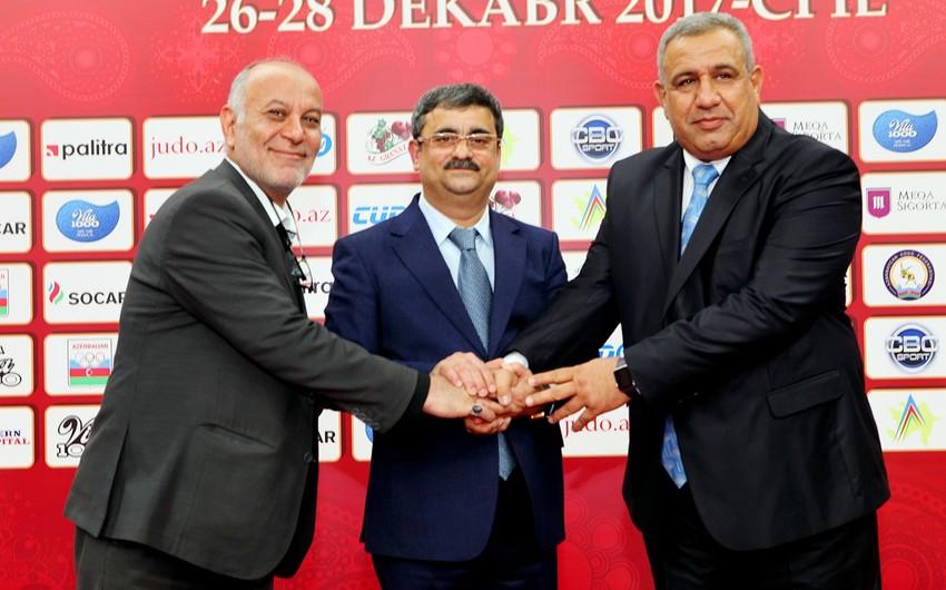 Azərbaycan, İran və İraqın cüdo federasiyaları arasında əməkdaşlıq sazişi imzalanıb
