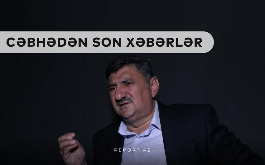 Rey Kərimoğlu Ağdərə əməliyyatı haqqında