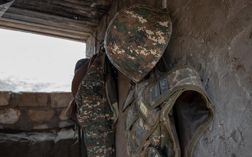 Ermənistanda hərbçi intihar edib