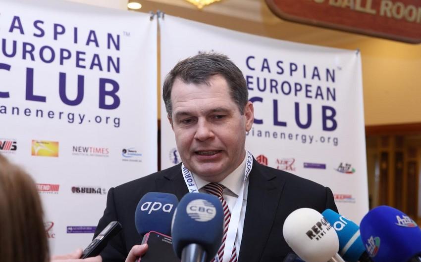 Посол: Чехия заинтересована в сотрудничестве с Азербайджаном в рамках транспортных проектов